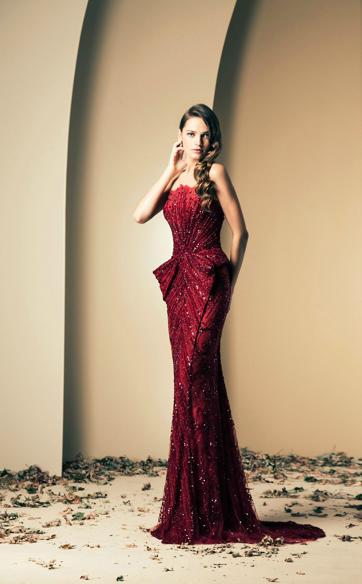 Ziad Nakad: Gown Gorgeous  Fancy dresses, Gorgeous gowns, Evening
