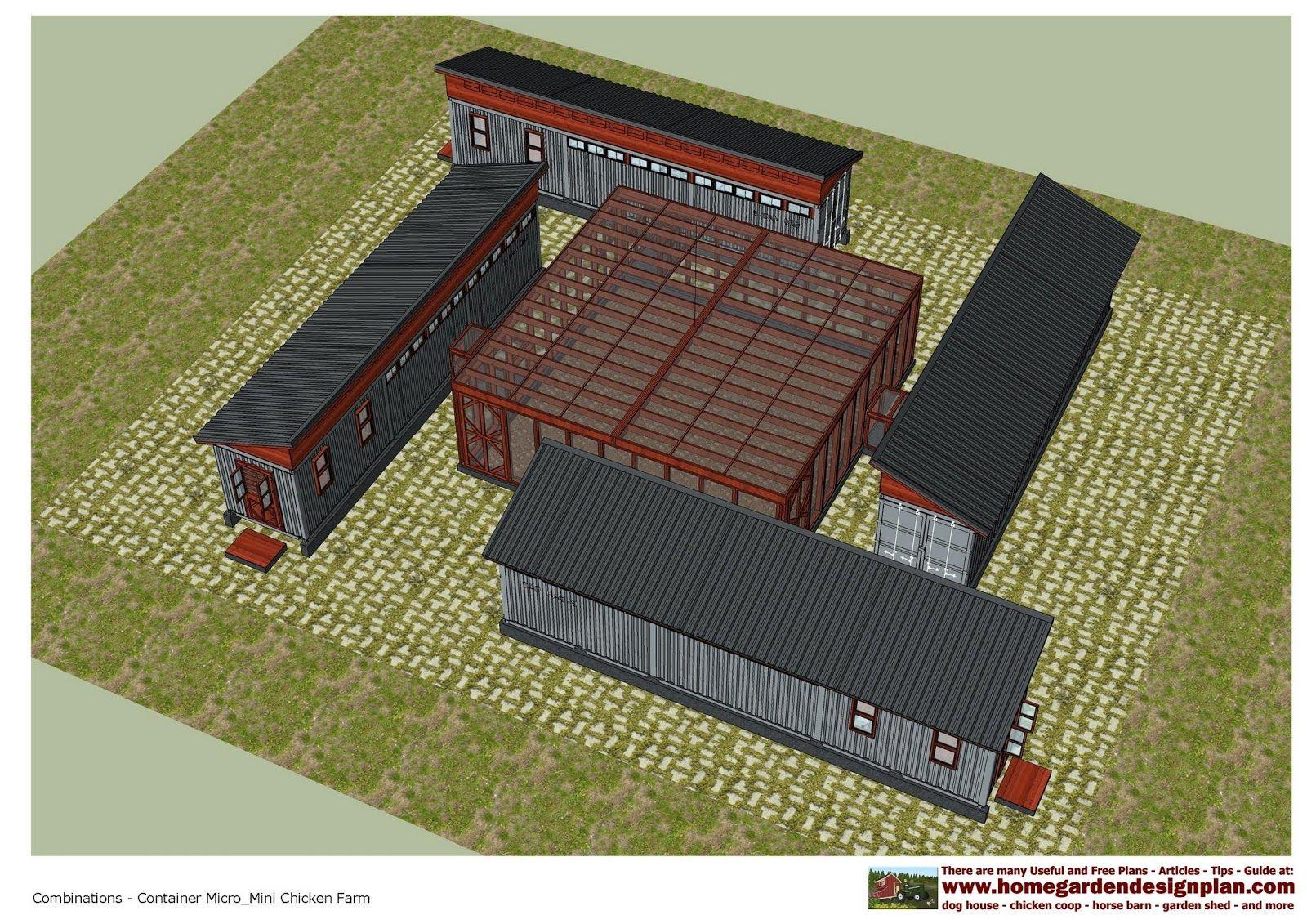 32   Großartig mini farm for Mini Farm Plan  239wja
