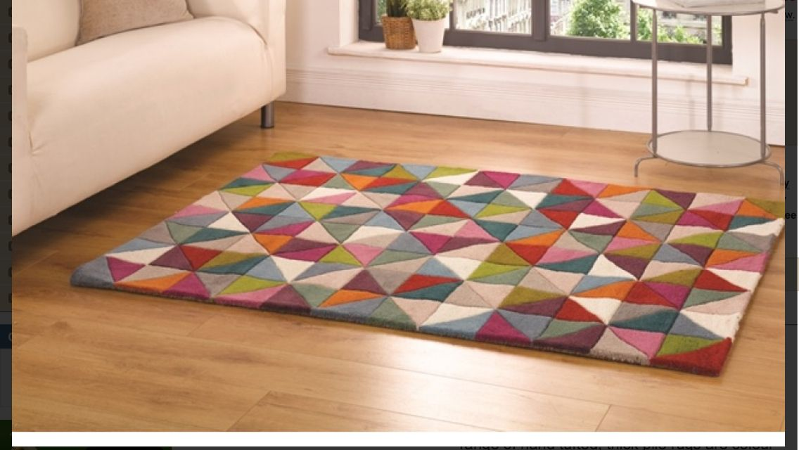 The Rug House Funky Geometric Http Www Therughouse