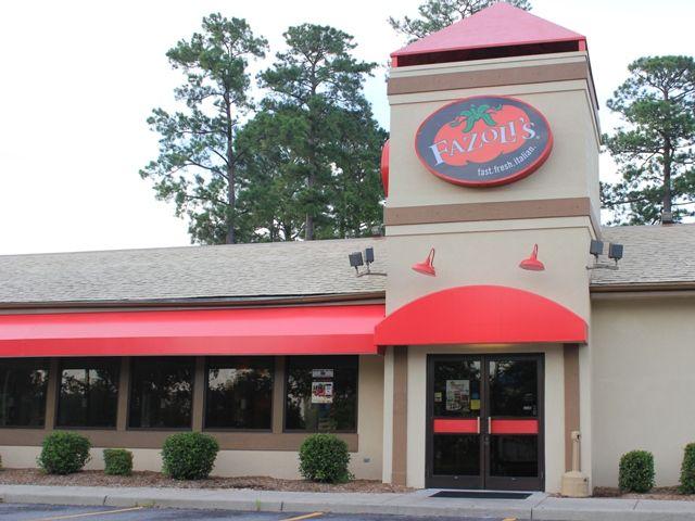 Fazoli S Italian Restaurant They Have The