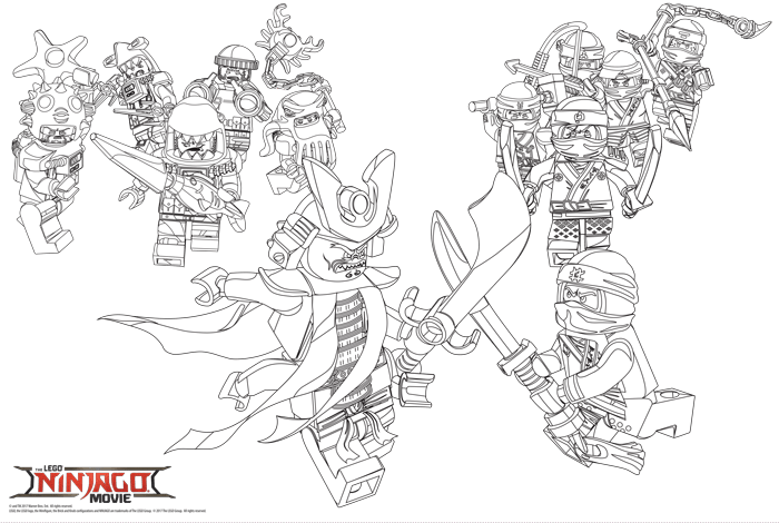 Ninjago Coloring Pages Free Printable That You Can Download Along With Party Ideas For A Ninjago Th Ninjago Coloring Pages Coloring Pages Lego Coloring Pages
