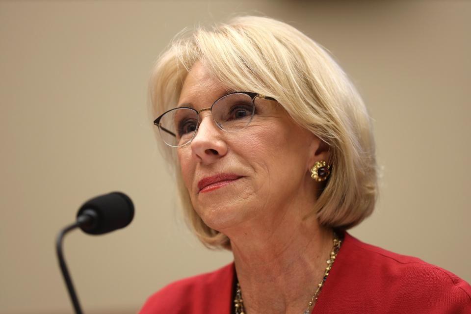 California community colleges sue devos for excluding daca