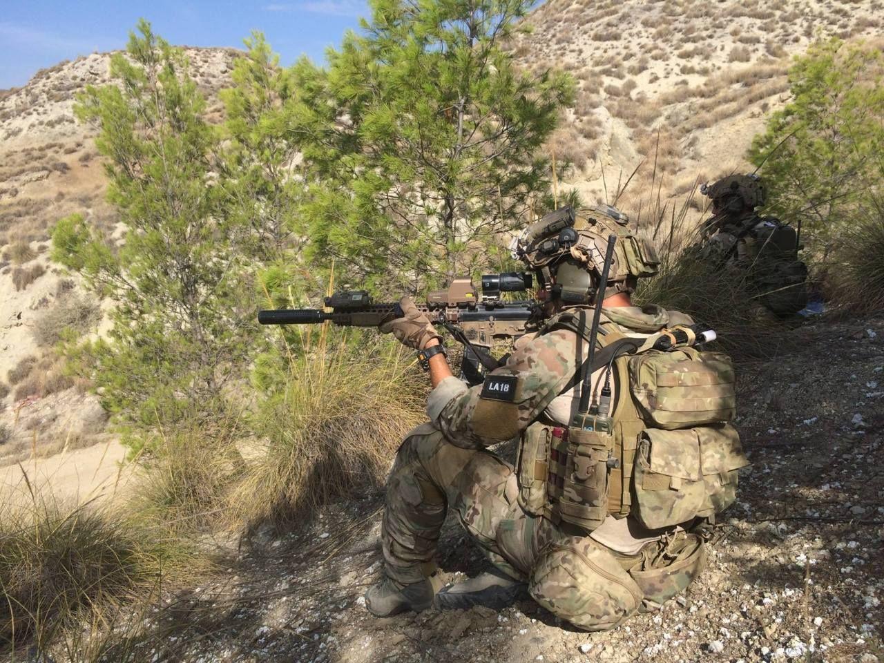 75th Ranger Regiment in Afghanistan c. 2015 [1280x960