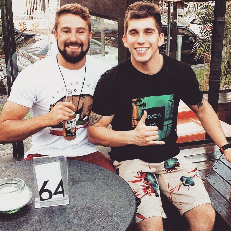 Frederico Baptista e Carlos Henrique Barroso