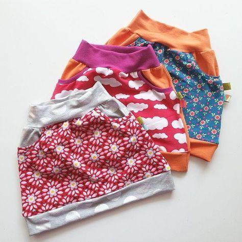 Drei Röcke für M nach dem #freebook von #lin-kim #rocklittle ...