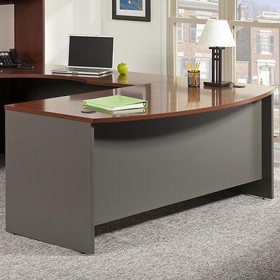 Bush Business Furniture Series C Corner Desk Shell Colour Hansen