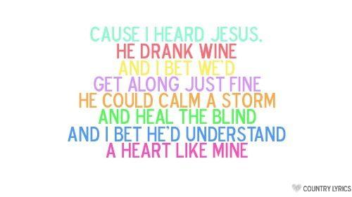 Miranda Lambert Lyrics Heart Like Mine Lyrics I Love Country