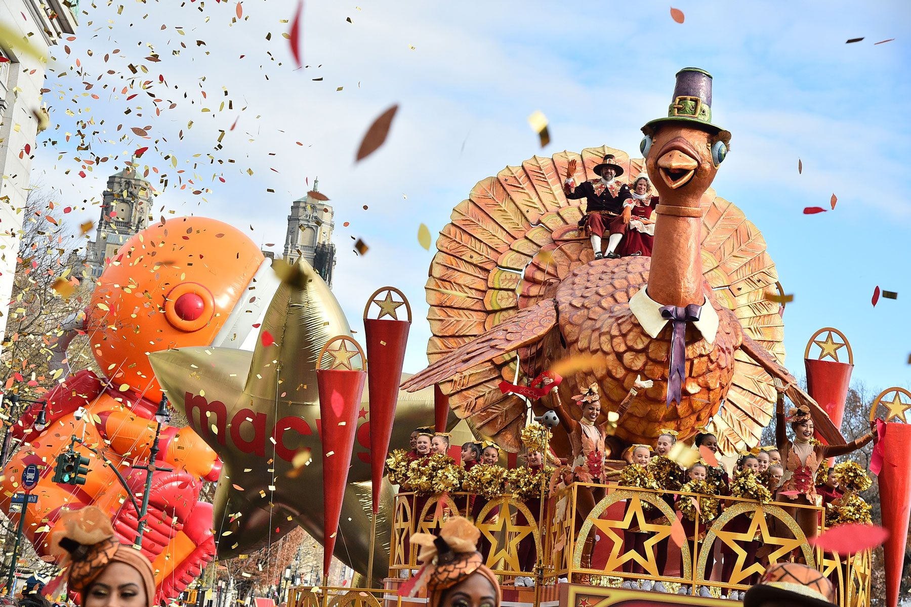 The 2020 Macy's Thanksgiving Day Parade Is Still Happening