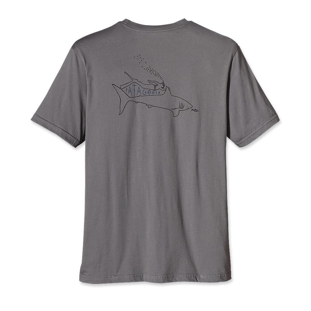 This is totally going to be me! Patagonia Men's Special Edition Kimi Werner Variables T-Shirt