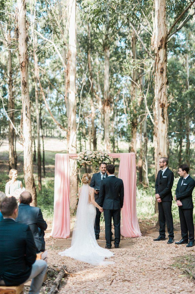 20 Magical Forest Wedding Ceremony Setups SouthBound