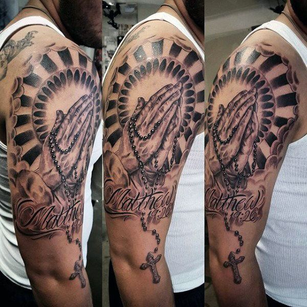 Image Result For Catholic Virgin Mary Half Sleeve Tattoos Tattoo