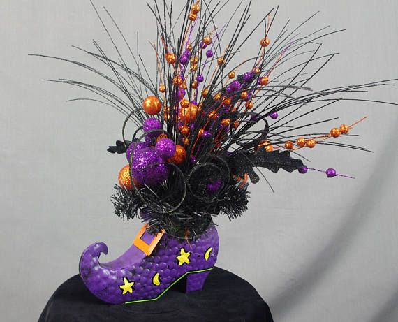 Pin by Jacqueline Kinsinger on Halloween Decor Pinterest Decoration - witch decorations