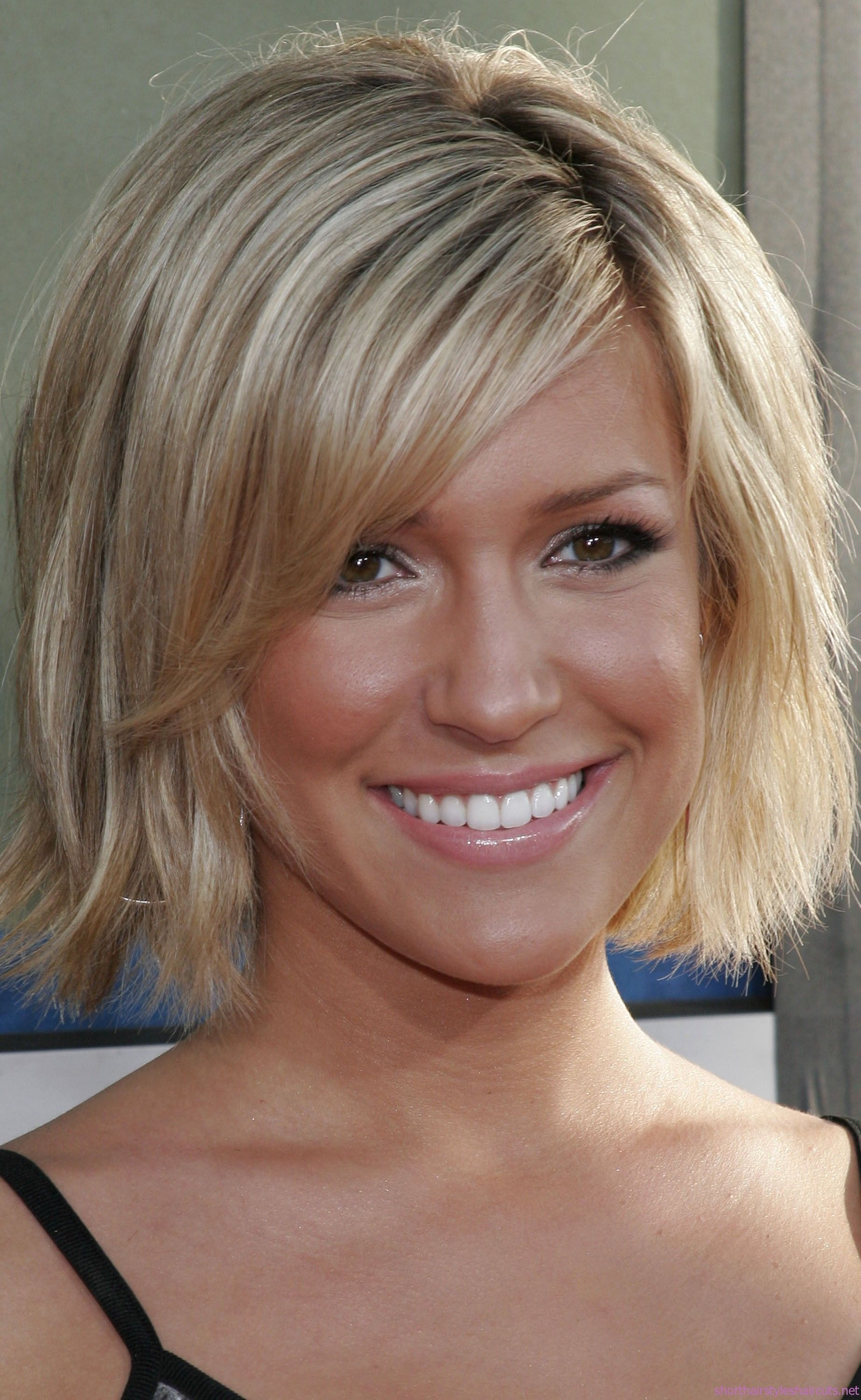 kristin cavallari medium hairstyles for thin hair | hair