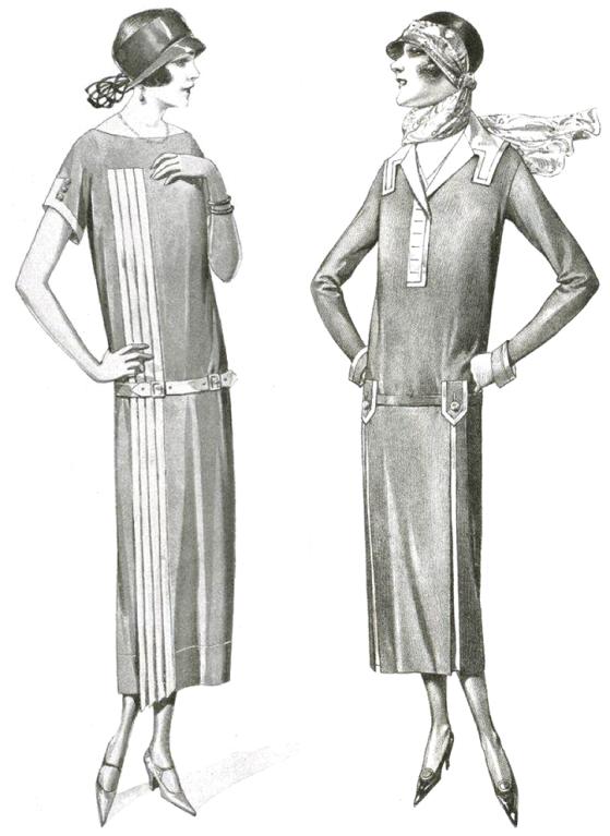 Fashion. 1924