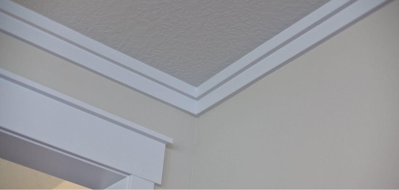 simple ceiling trim ideas Ceiling Ideas