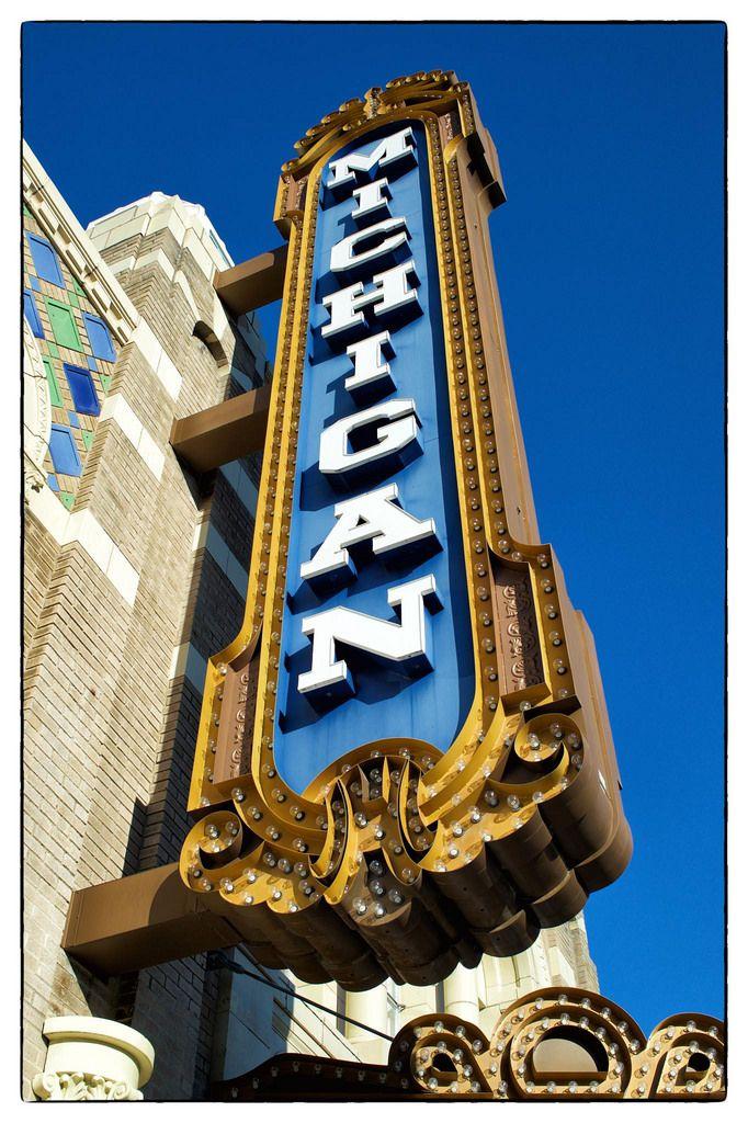 Michigan Theater - Ann Arbor, MI   Flickr - Photo Sharing!