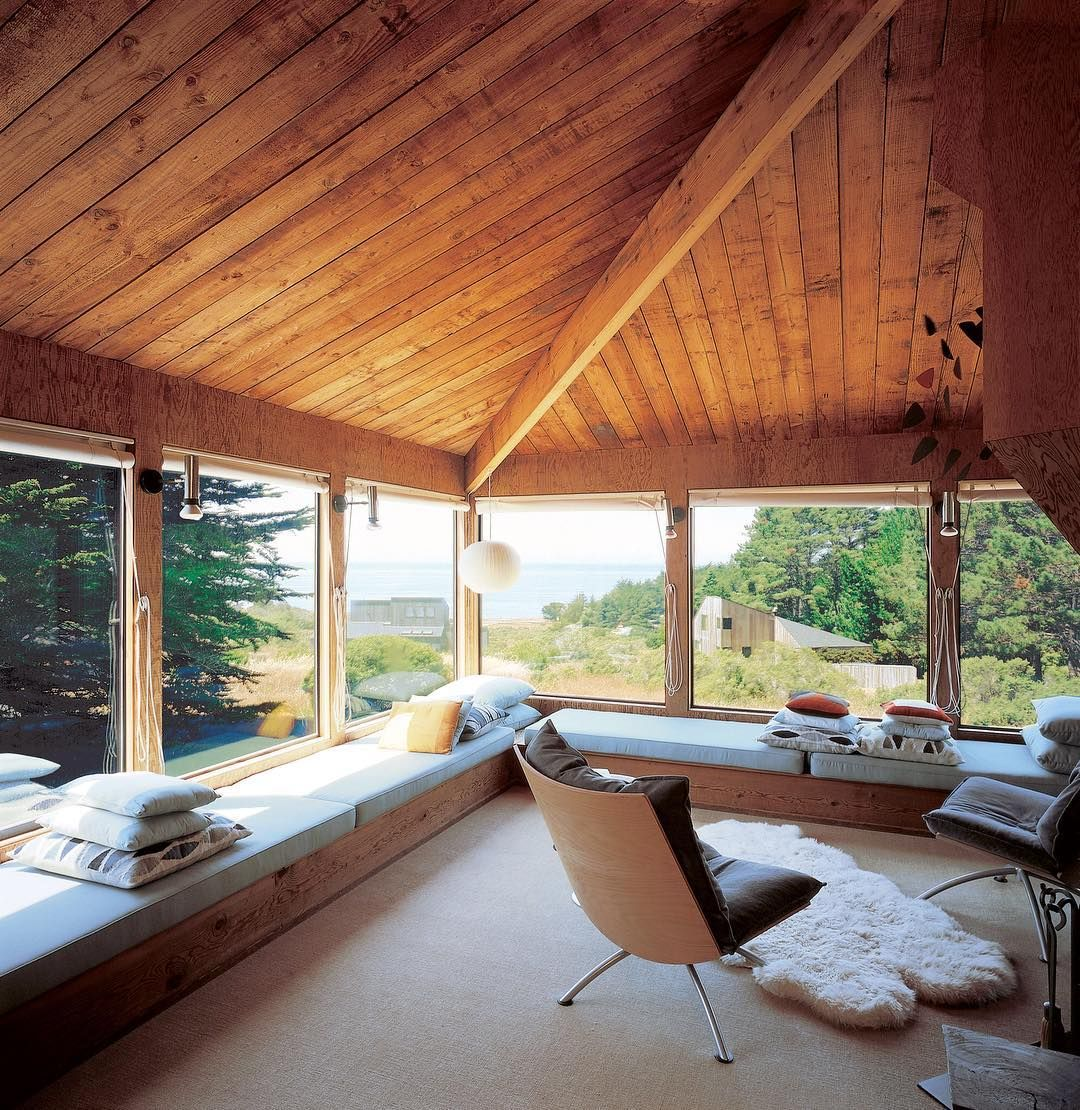 Moore Turnbull S Rush House At Sea Ranch With Images Sea