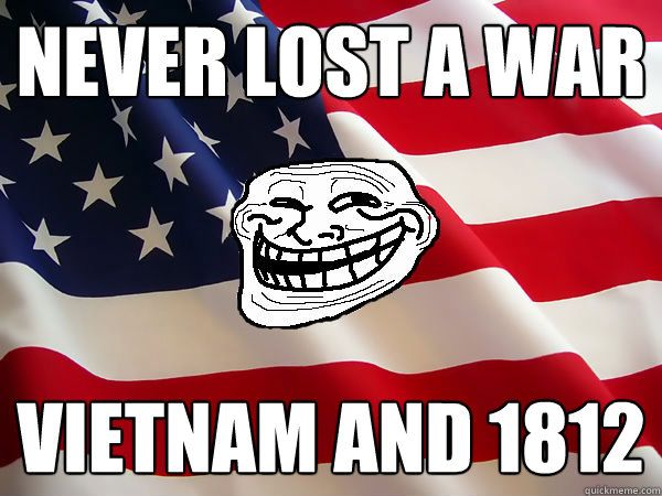 why the usa lost the vietnam war Answer by tony morse, managing partner, spatial analysis group: basically because the vietnamese wanted to win more than the americans did there were.
