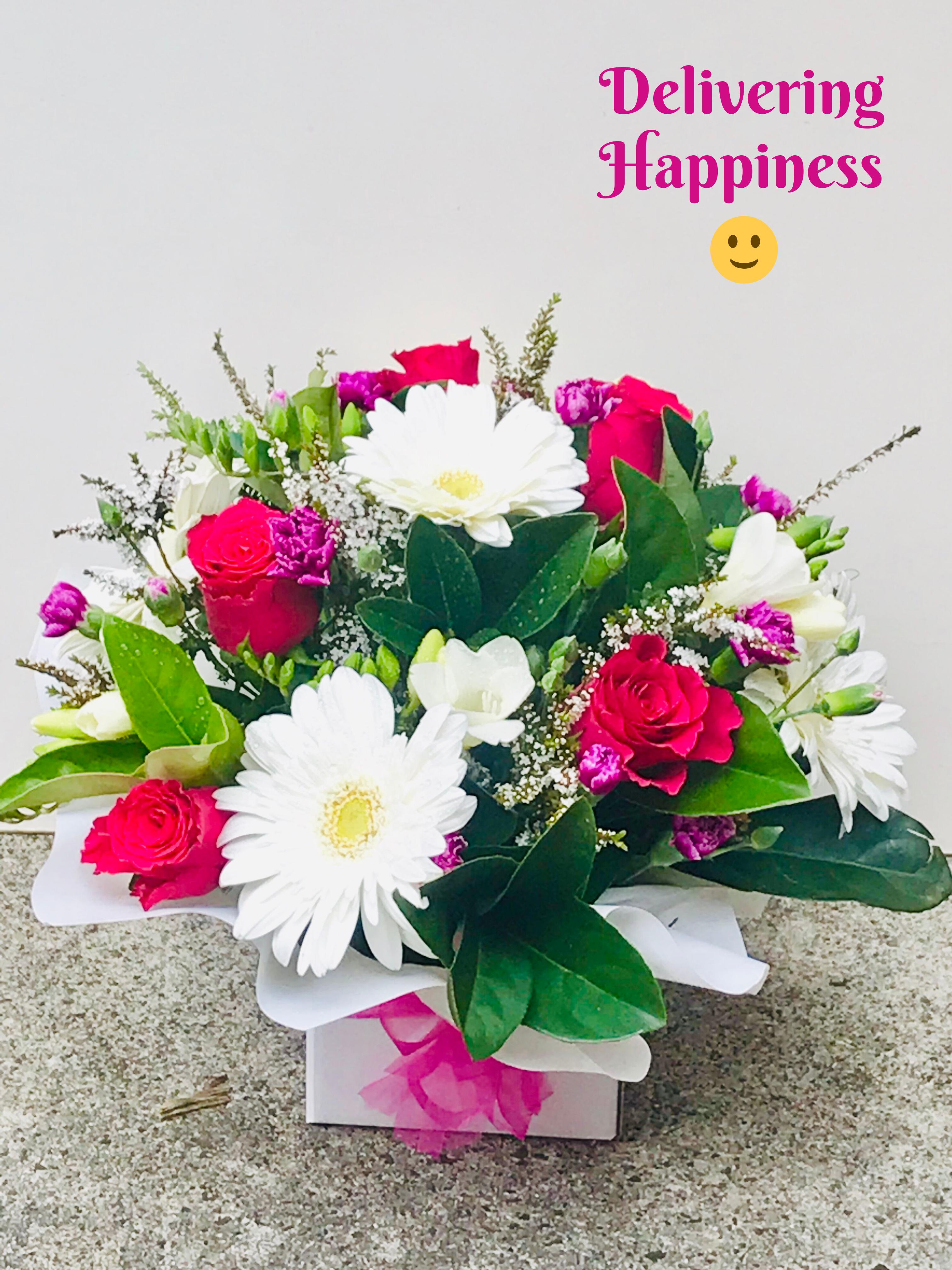 """Pretty flowers to make you smile, pretty flowers to make"