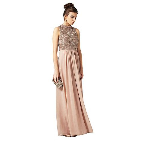 Phase Eight Collection 8 petal mariella embellished full length ...