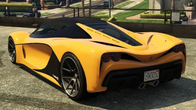 Turismo R GTA 5 Rear | GTA 5 Supercars | Pinterest ...