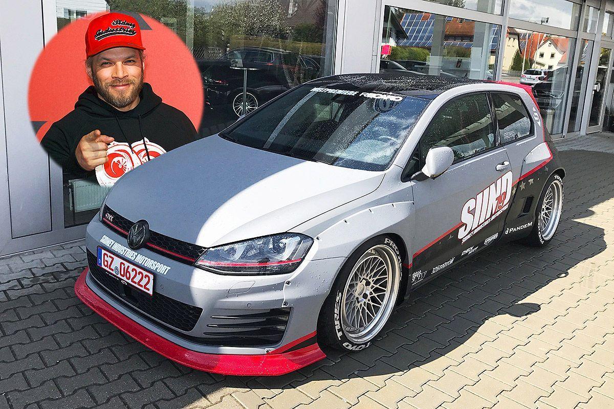Sidney Hoffmann Vw Golf 7 Rocket Bunny In 2020 Vw Golf Volkswagen Golf R Volkswagen Gti