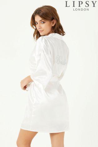 select for original great deals on fashion wholesale sales Lipsy Bride Robe | Lipsy Bridal | Bride robe, Lipsy, Fashion