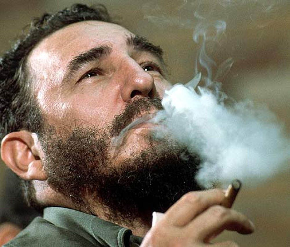 15 amazing Facts About Fidel Castro #cubanleader