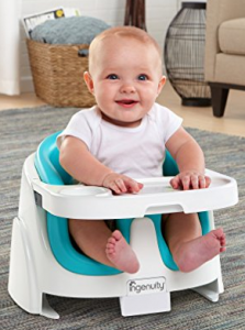Check My Review On Ingenuity Baby Base 2 In 1 Booster Seat In Aqua From Baby On Floor And Feeding High Chairs Booster In 2020 Booster Seat Baby Booster Seat High Chair