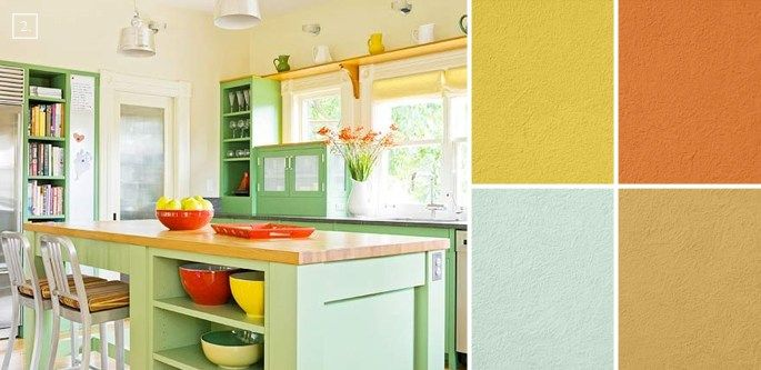 Style Of kitchen color scheme warm interior paint colors warm interior paint colors kitchen Ideas - Awesome Warm Yellow Paint Colors Ideas