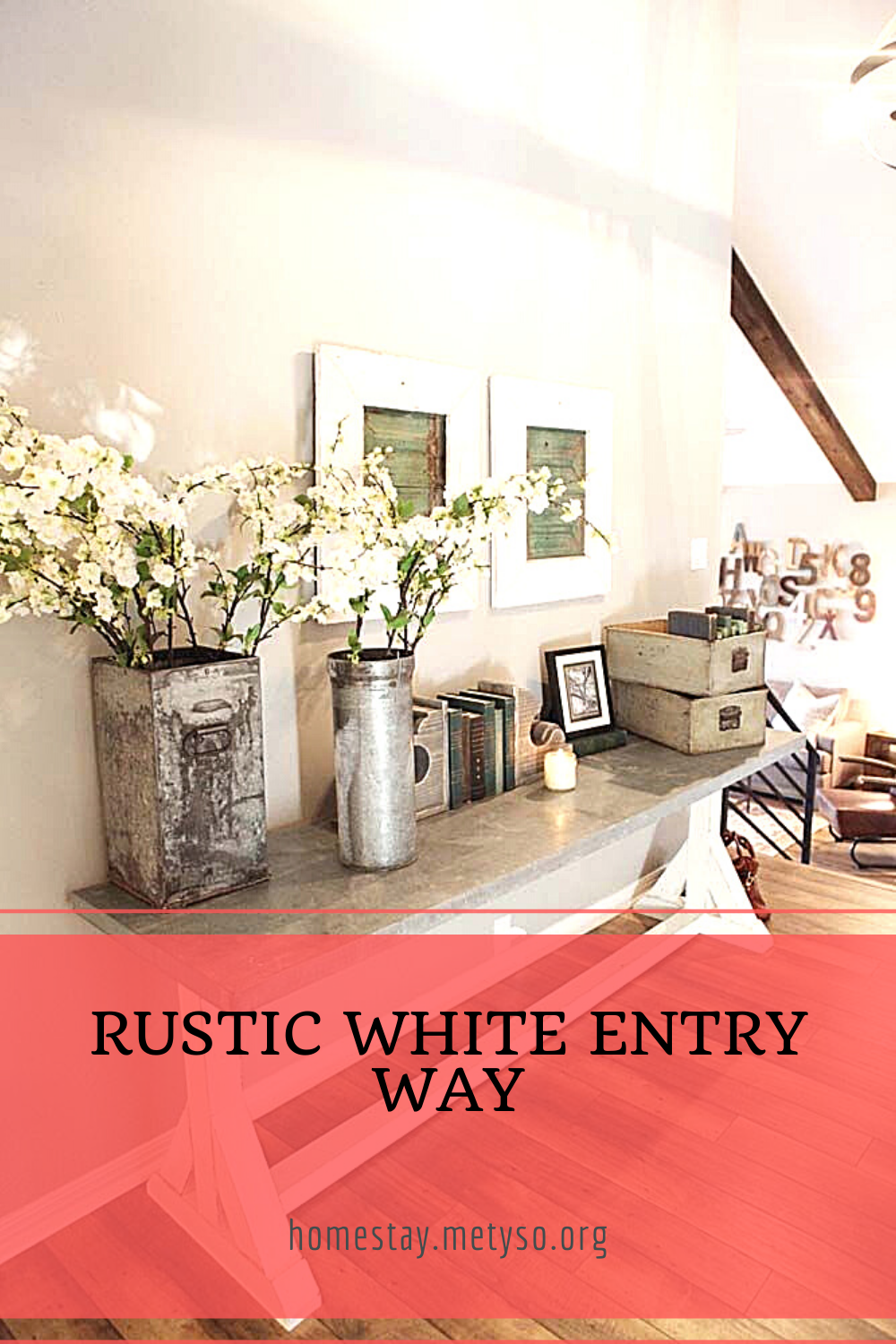 Rustic White Entry Way In 2020 Home Decor Catalogs Dining Room Inspiration Dining Room Design