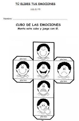 MURAL DE LAS EMOCIONES - Buscar con Google | educació emocional ...