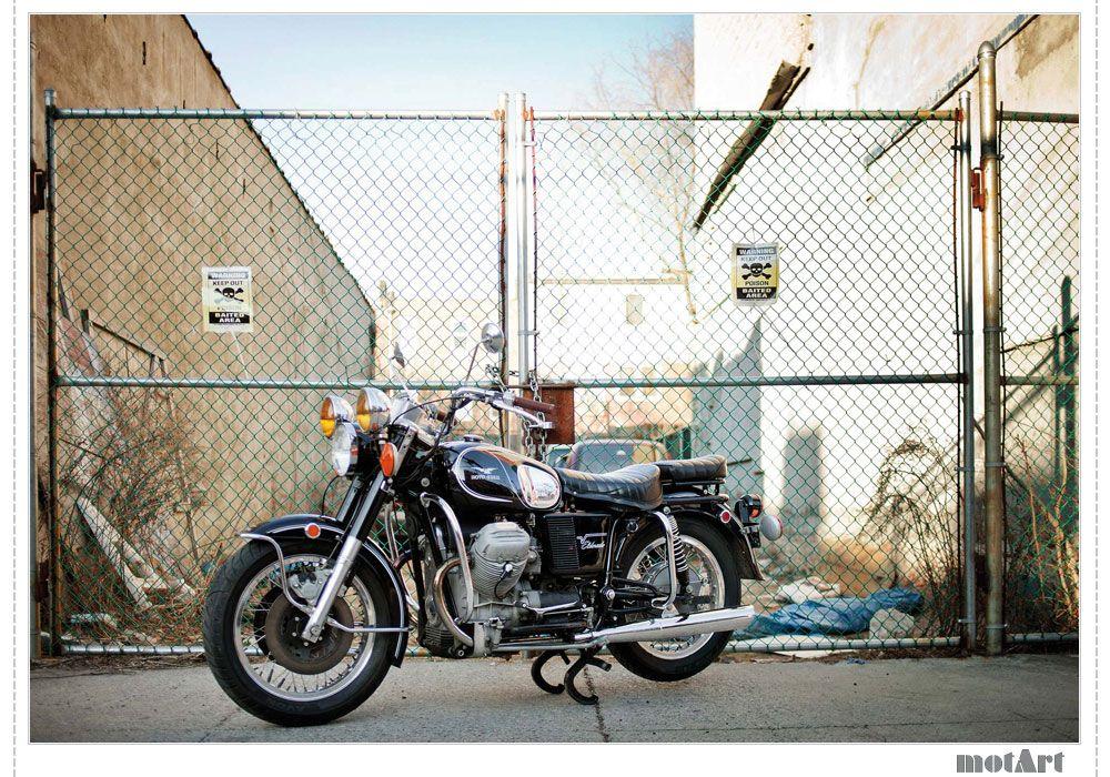 MotArt: Moto Borgotaro, Brooklyn