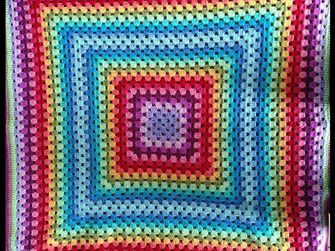 Tutorial Granny Square Paso A Paso En Español www
