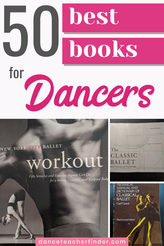 50 Best Books For Dancers In 2020 Good Books Dancer Dance Teacher