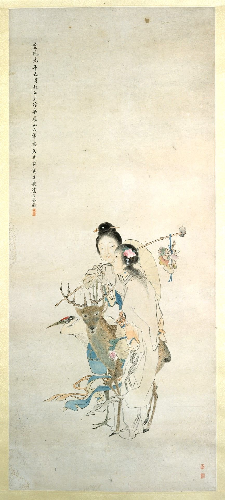 Chinese dating paintings