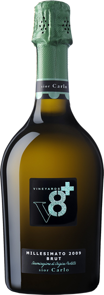 Vineyards V8+ – arte spumantistica