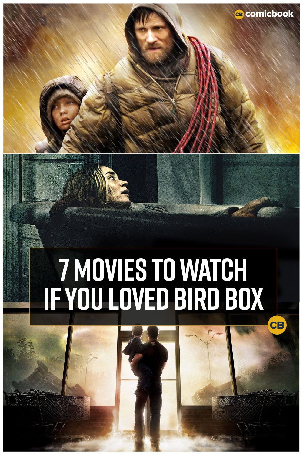 7 Movies to Watch If You Loved 'Bird Box' in 2019 | Movies