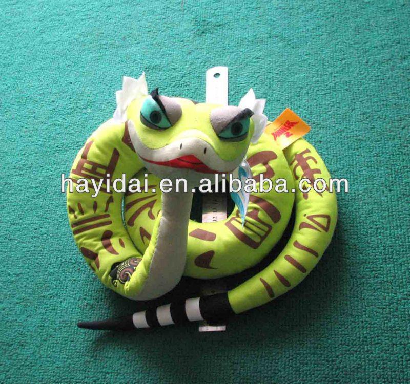 Viper From Kung Fu Panda   Lindo de felpa viper en kung fu panda/suave juguetes de los animales ...