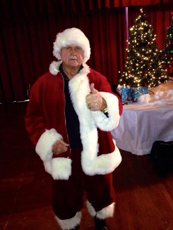 Mike Ditka as Santa Claus