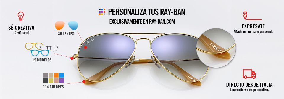 Aviato Personalizar Gafas de Sol  d53b6050b2c6