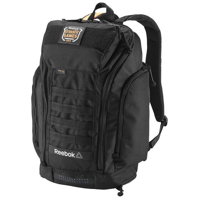 Reebok CrossFit Games Backpack - Black  edabf62f4d7e6