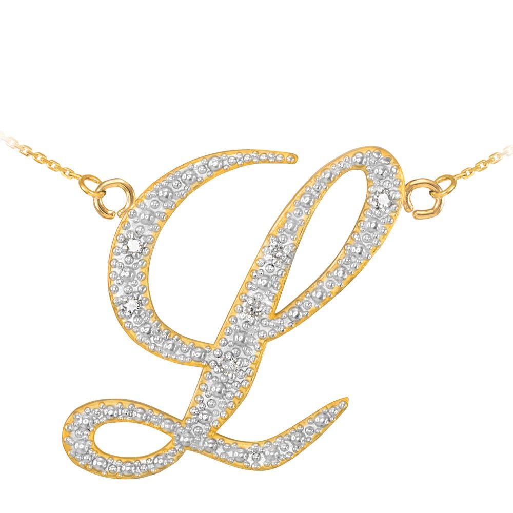 10k or 14k Two Tone Gold Letter Z Filigree Band Ladies Rectangular Initial Ring