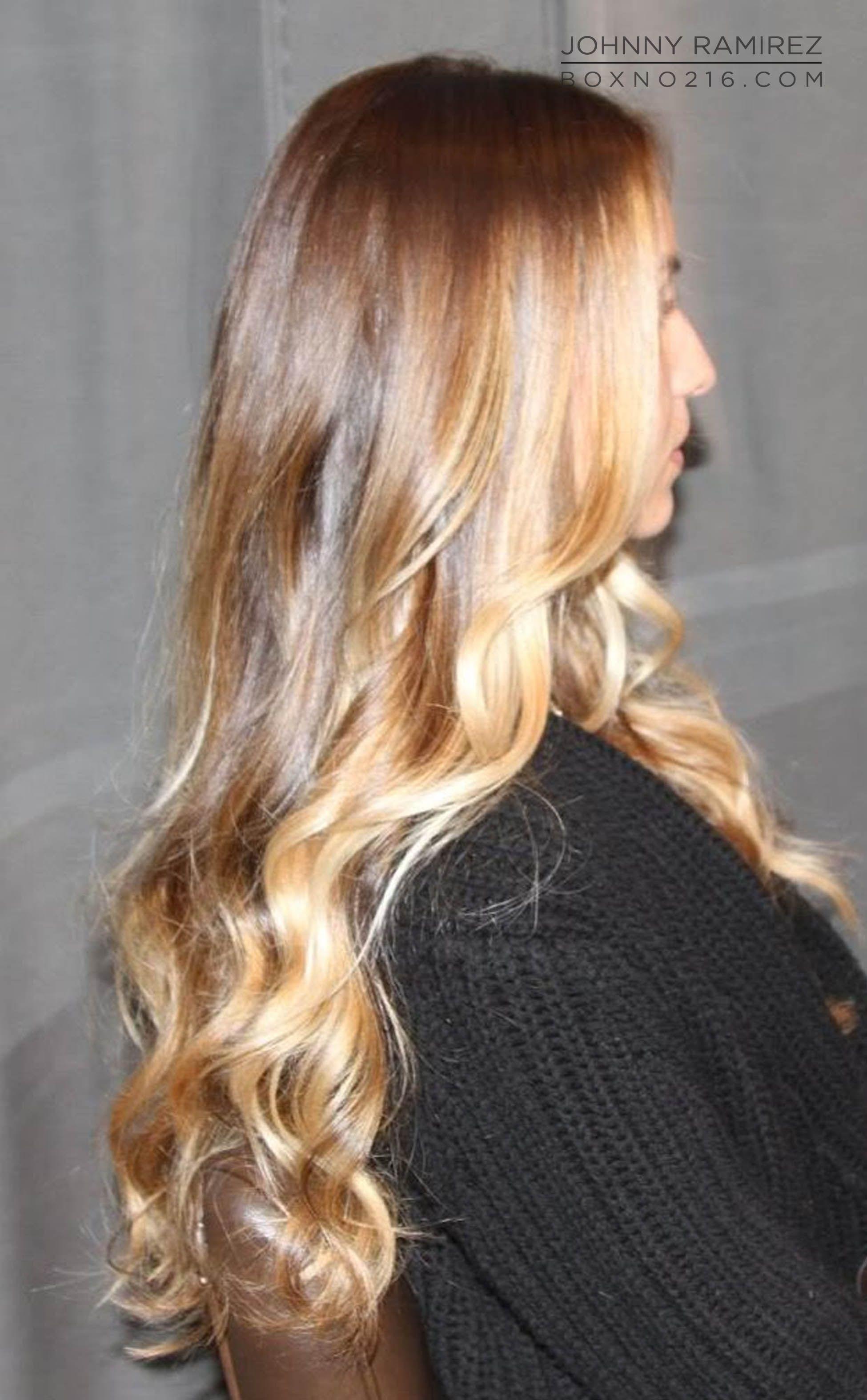 Hair Color By Johnny Ramirez 310 724 8167 Info Ramireztran Com Johnnyramirezhaircolor Johnnyramire Long Blonde Hair Long Hair Styles Ombre Hair Color