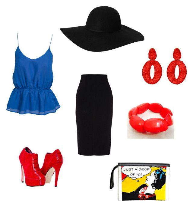 """""""Untitled #7"""" by rosceola on Polyvore"""