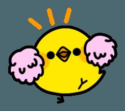 Mame Piyo – LINE Stickers | LINE STORE