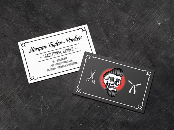 25 beautiful barber business card designs pinterest 25 beautiful barber business card colourmoves