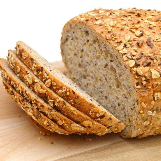 Multi-Grain Bread with Sesame, Flax and Poppy Seeds ...