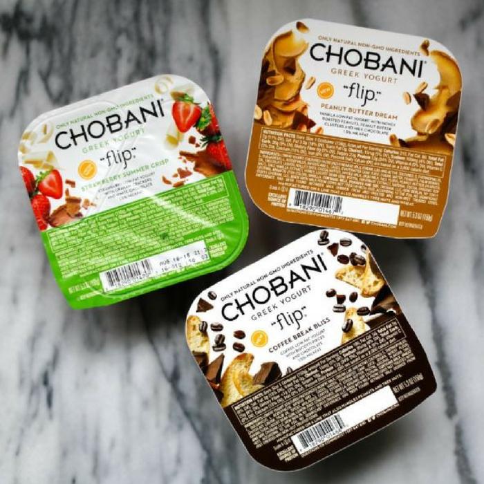 FREE Chobani Flip Yogurt At Walmart! http//feeds