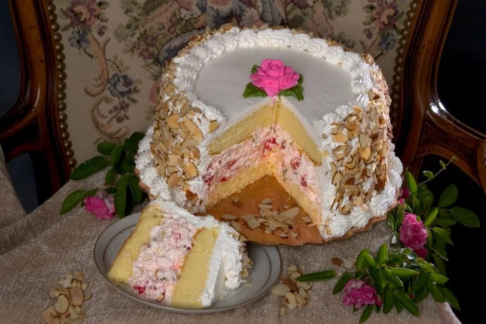 lady baltimore cake recipe new york times Wallpapers Foods